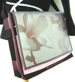 OriginalBag M / violett, rosa