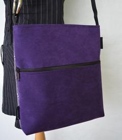Softie S lila Alcantara & violett