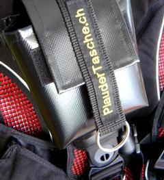 Tauchobjektiv-Tasche
