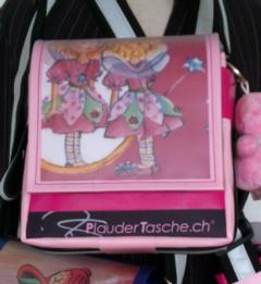ChindsgiTäschli / Prinzessin rosa